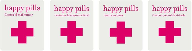 Happy Pills - Moda y Decoración