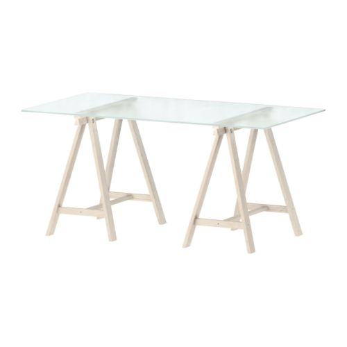 Encuentra tu mesa de trabajo ideal moda y decoraci n for Mesa despacho ikea