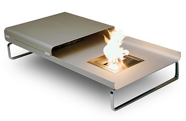 EcoSmart portable 2 (Fire + coffee table)