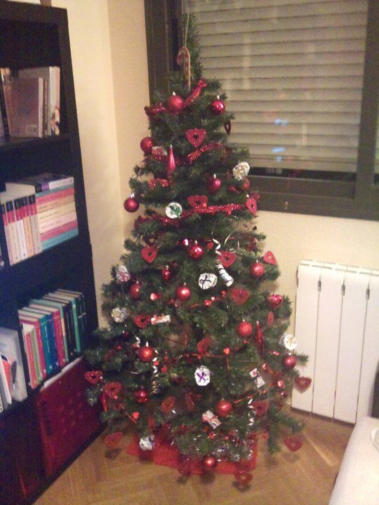 Arbol de Navidad de Nieves