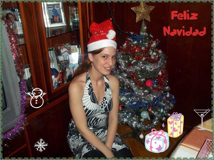 Decoración navideña de Yolanda