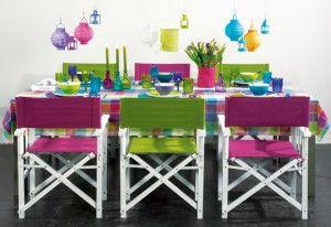 mesa colores