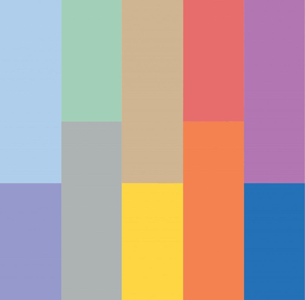 Colores del 2014