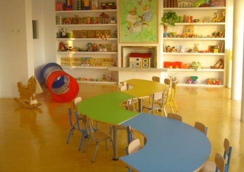 Decoración de escuelas infantiles