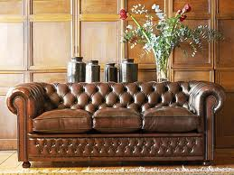 SOFA CHESTESFIELD
