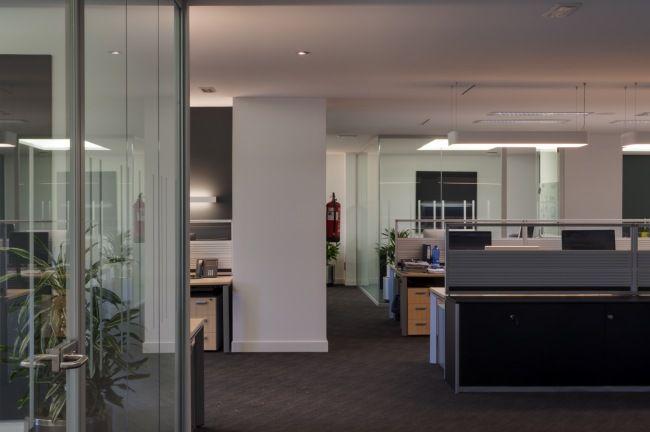 Decoración de oficinas
