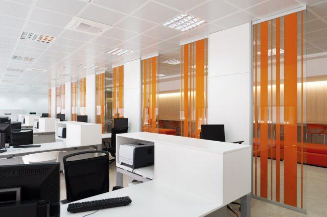 Mamparas de oficinas