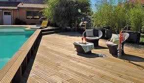 terrazas de madera