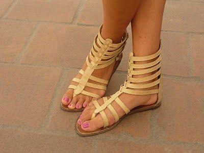 Sandalias-romanas-chicas