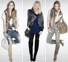 abrigos y chalecos de pelo