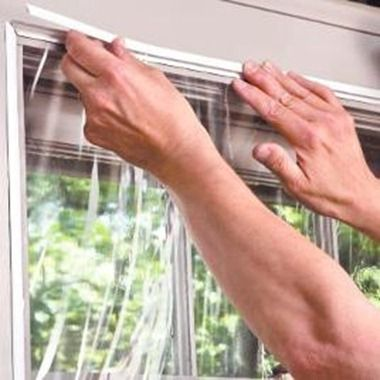 asilar ventanas