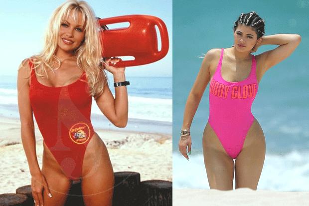 El bañador de Pamela Anderson vuelve a ser tendencia